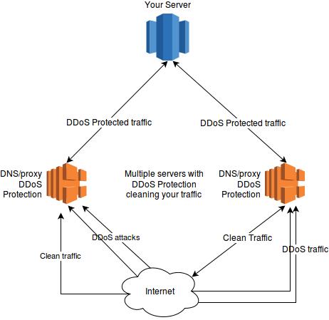 Order Anti DDOS Proxy